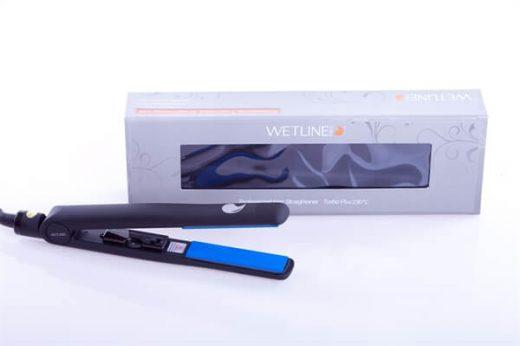 בעל לוחות מצופים טורמלין המאפשרים פיזור חום באופן אחיד