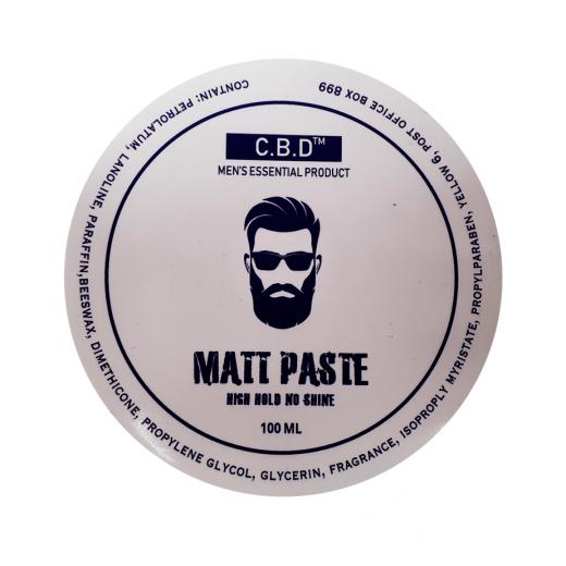 מאט פאסט MATT PASTE לשיער C.B.D