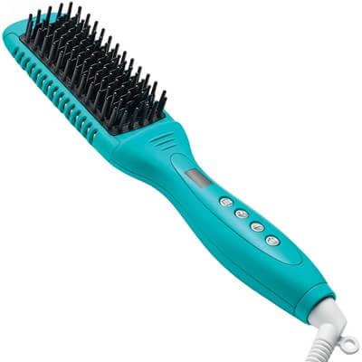 מברשת קראמית חשמלית להחלקת השיער - MOROCCANOIL