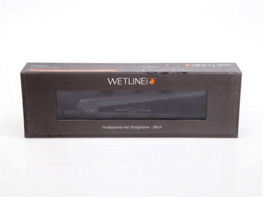 WETLINE מחליק שיער ווטליין BLACK