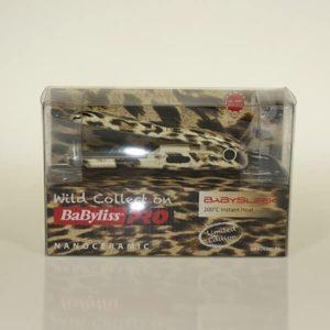 מחליק שיער BABYLISS מיני קרמי בייביסליק בייביליס מנומר BAB2050LPE