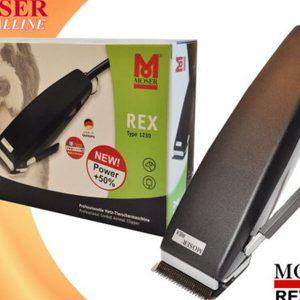 מכונת תספורת לבעלי חיים דגם 1230 MOSER REX