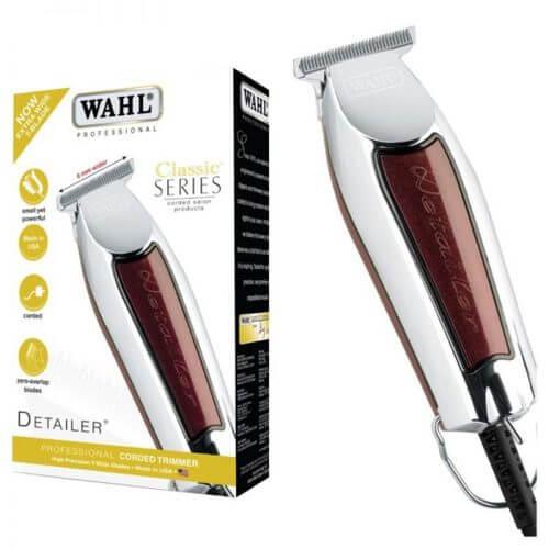 מכונת תספורת 0.0 ממ wahl detailer וואל דיטיילר סכין 6 ממ
