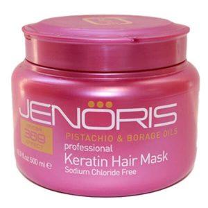 מסכת קראטין לשיער ג`נוריס JENORIS