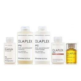 OLAPLEX מארז מלא אולפלקס