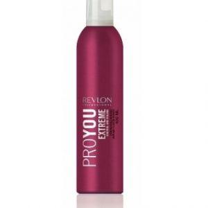 מוס מוס ווליום מעניק נפח לשיער REVLON רבלון 400 REVOLUTION