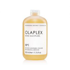 "Olaplex נוזל לשיקום השיער מספר 1 525 מ""ל אולפלקס OLAPLEX"