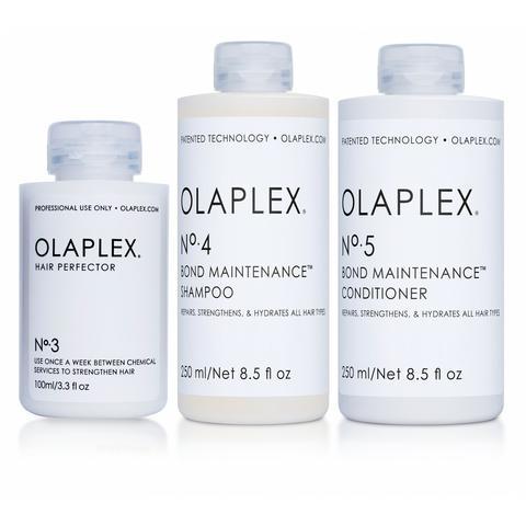 מארז מקצועי לשיקום השיער 3+4+5 -אולפלקס OLAPLEX